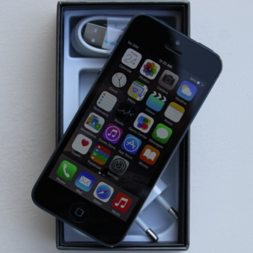 Iphone 4S noir 16Gb en