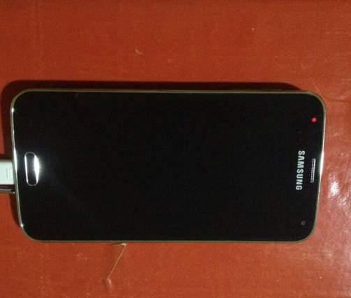 Samsung Galaxy S5 jamais