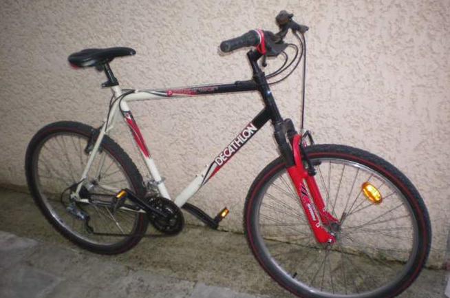 Vélo Decathlon 5.1