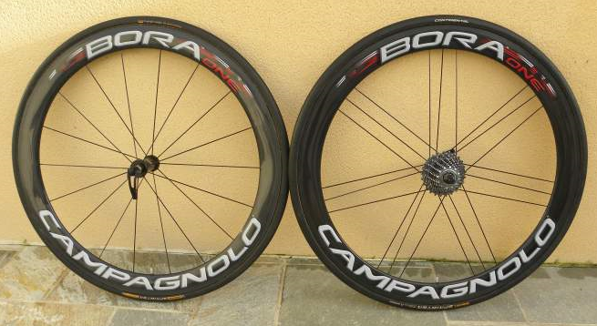 Roues campagnolo bora one