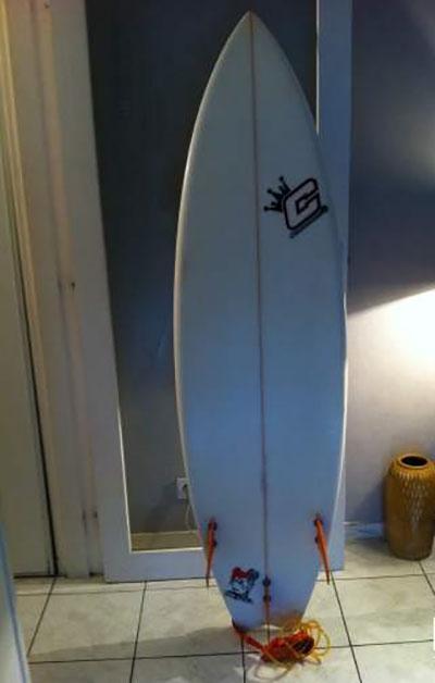 Planche de surf Clayton