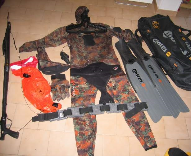 Equipement chasse sous