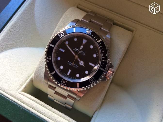 Rolex Submariner 14060 M