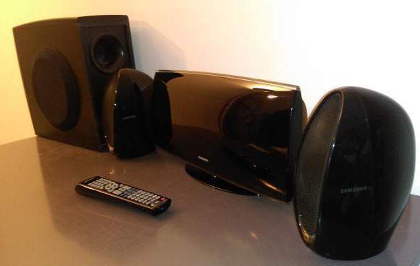 Home-Cinéma SAMSUNG