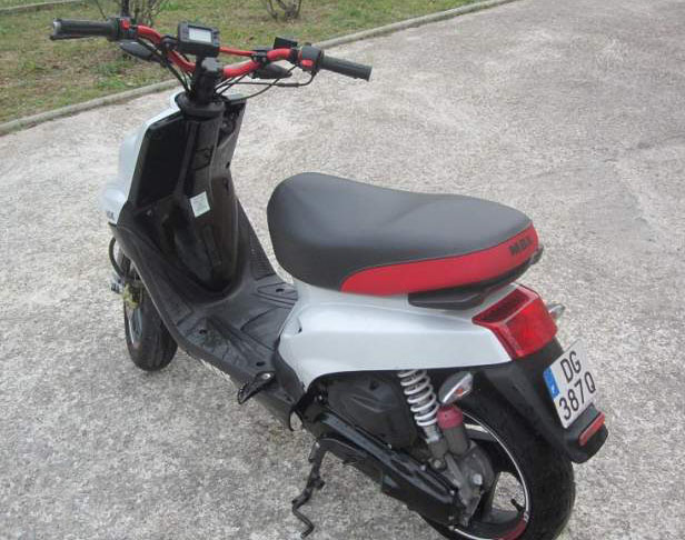 Scooter booster  année 2015
