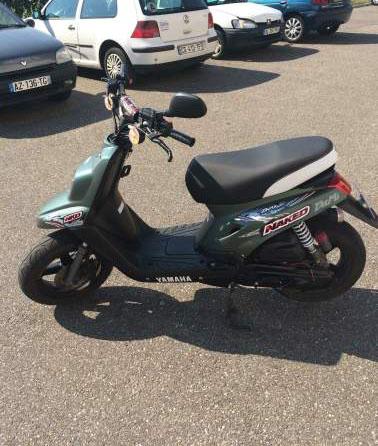 Scooter Naked Yamaha