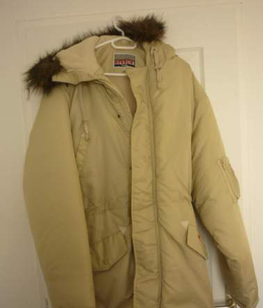 Parka canadienne