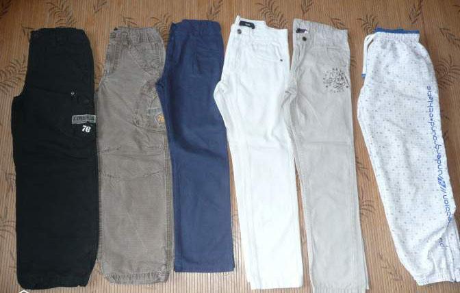 Pantalons jeans garçon