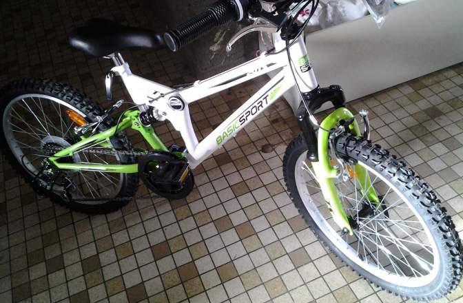 Vélo Vtt pour enfant