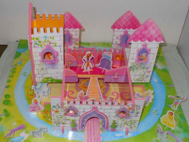 Le château de la licorne