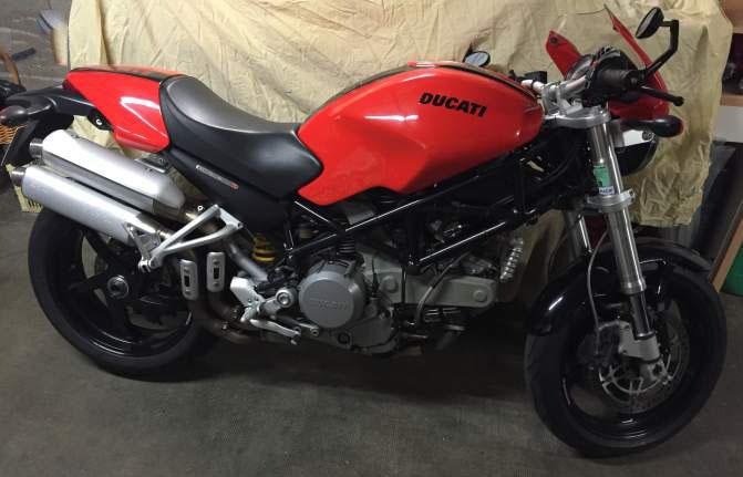 Ducati 800