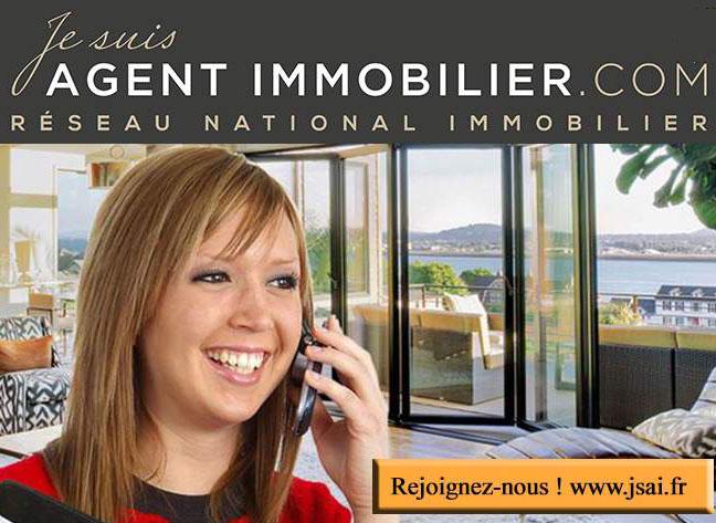 Négociateur immobilier H/F en portage salarial
