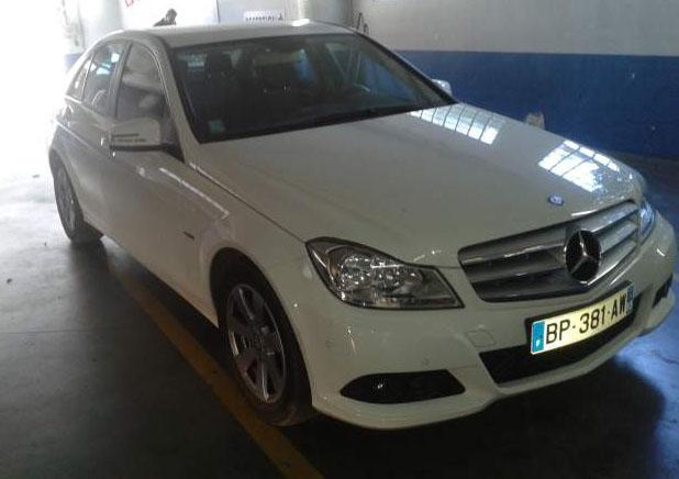 Mercedes Classe C 2011
