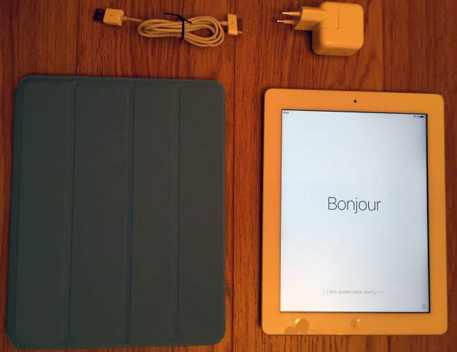 tablettes ipad occasions. Black Bedroom Furniture Sets. Home Design Ideas