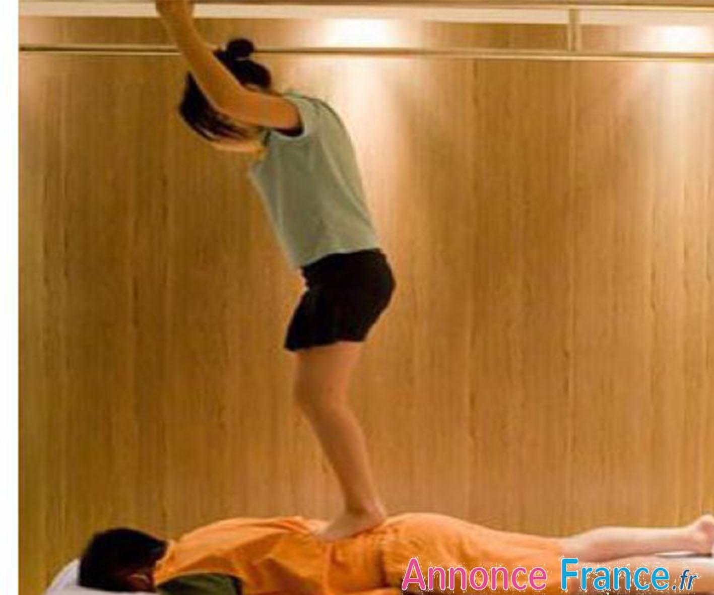 nouveau !nouveau salon massage par jeune asiatiques