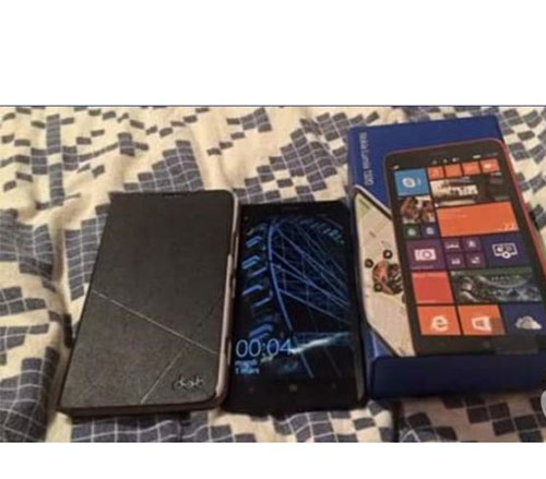 Un smartphone de marque Nokia