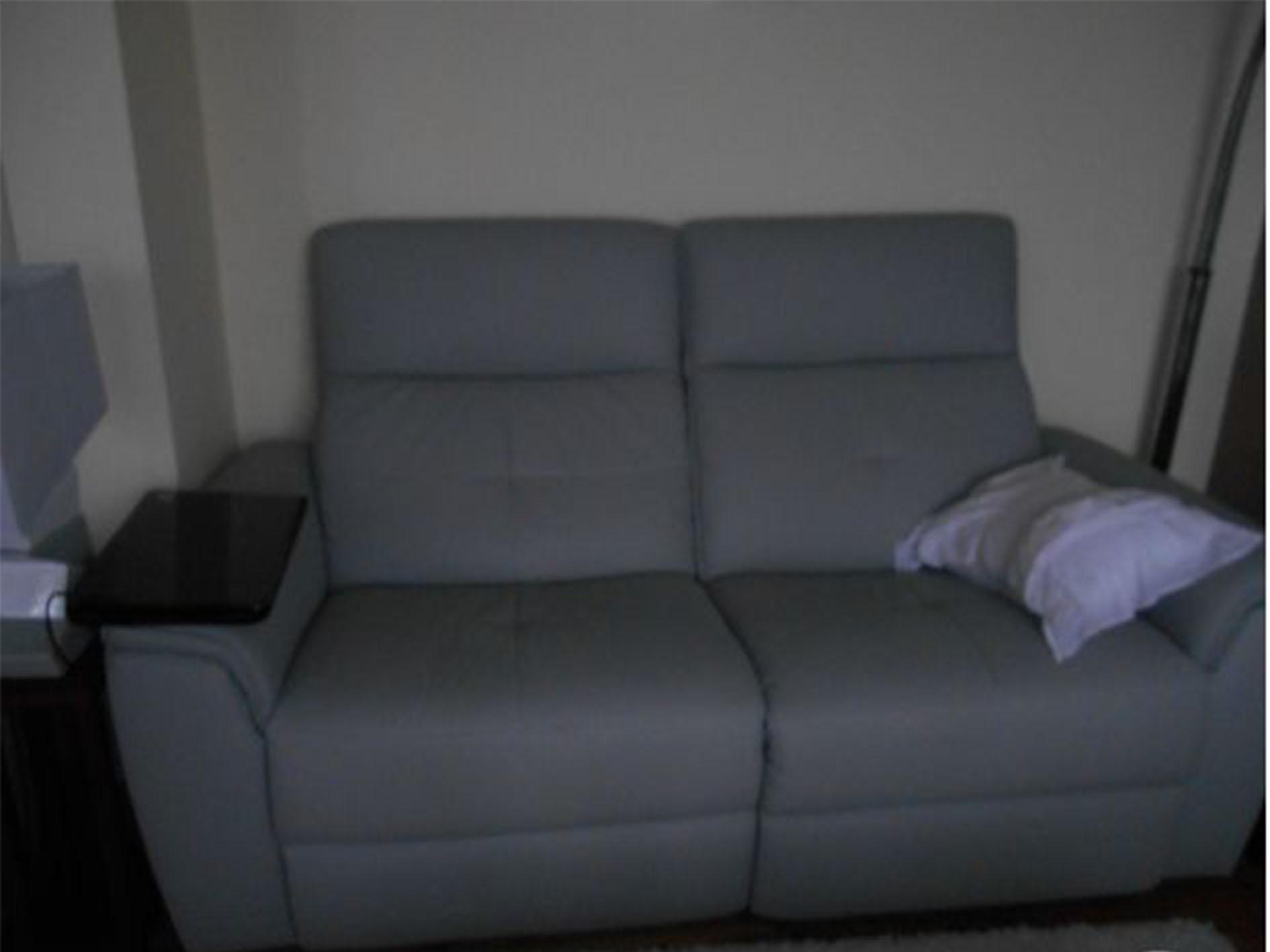 Un très beau salon gris