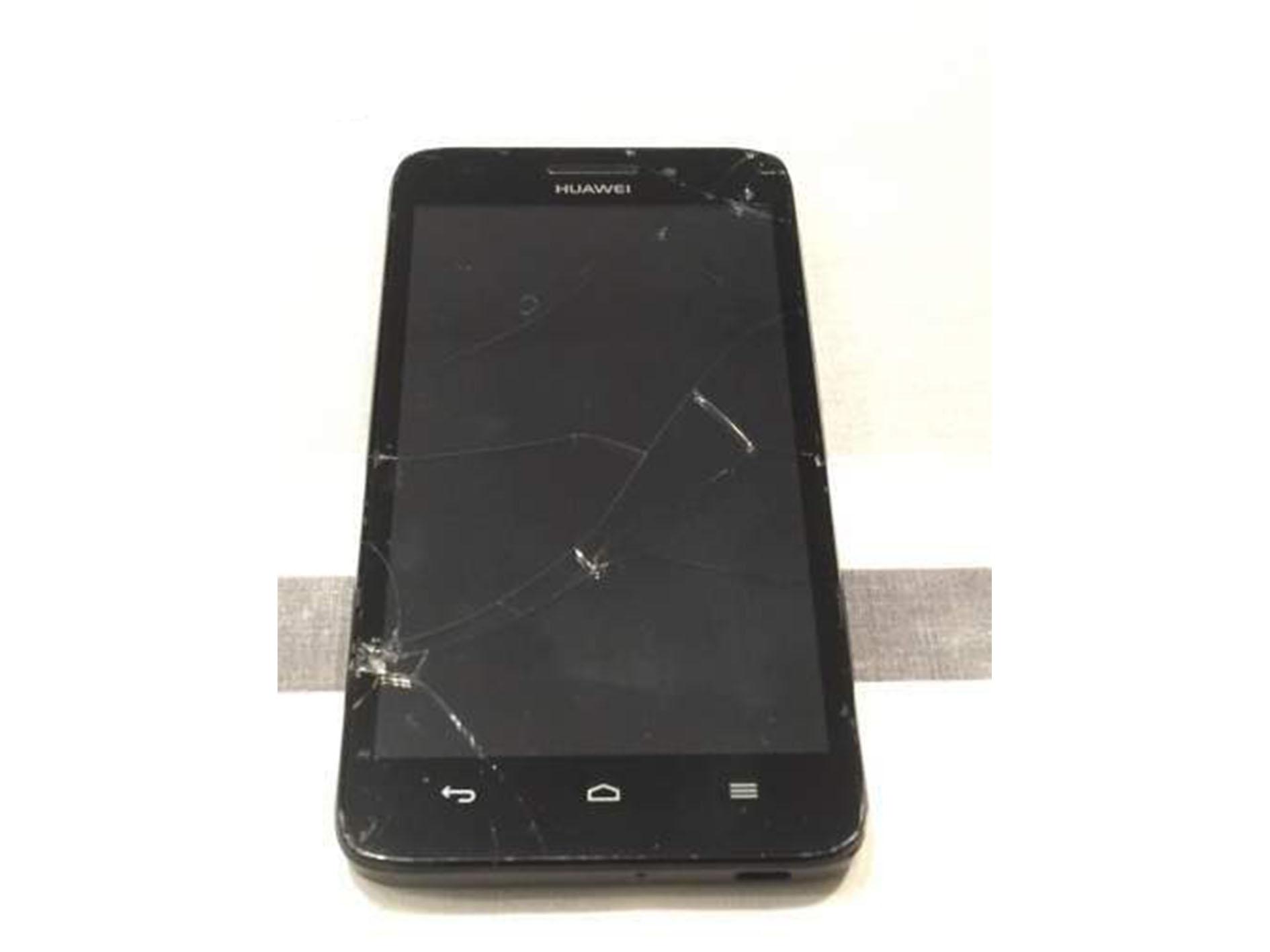Un smartphone de marque