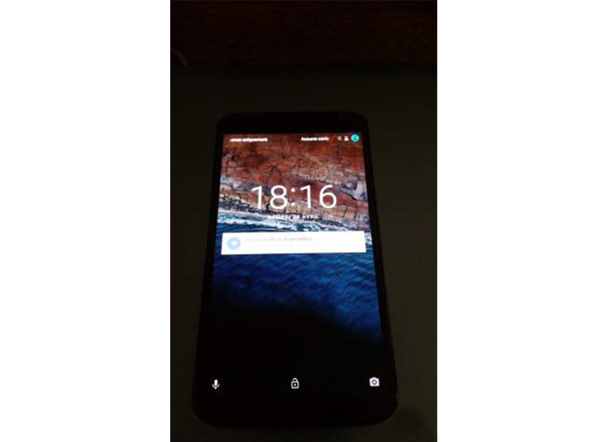 Vente Smartphone Motorola