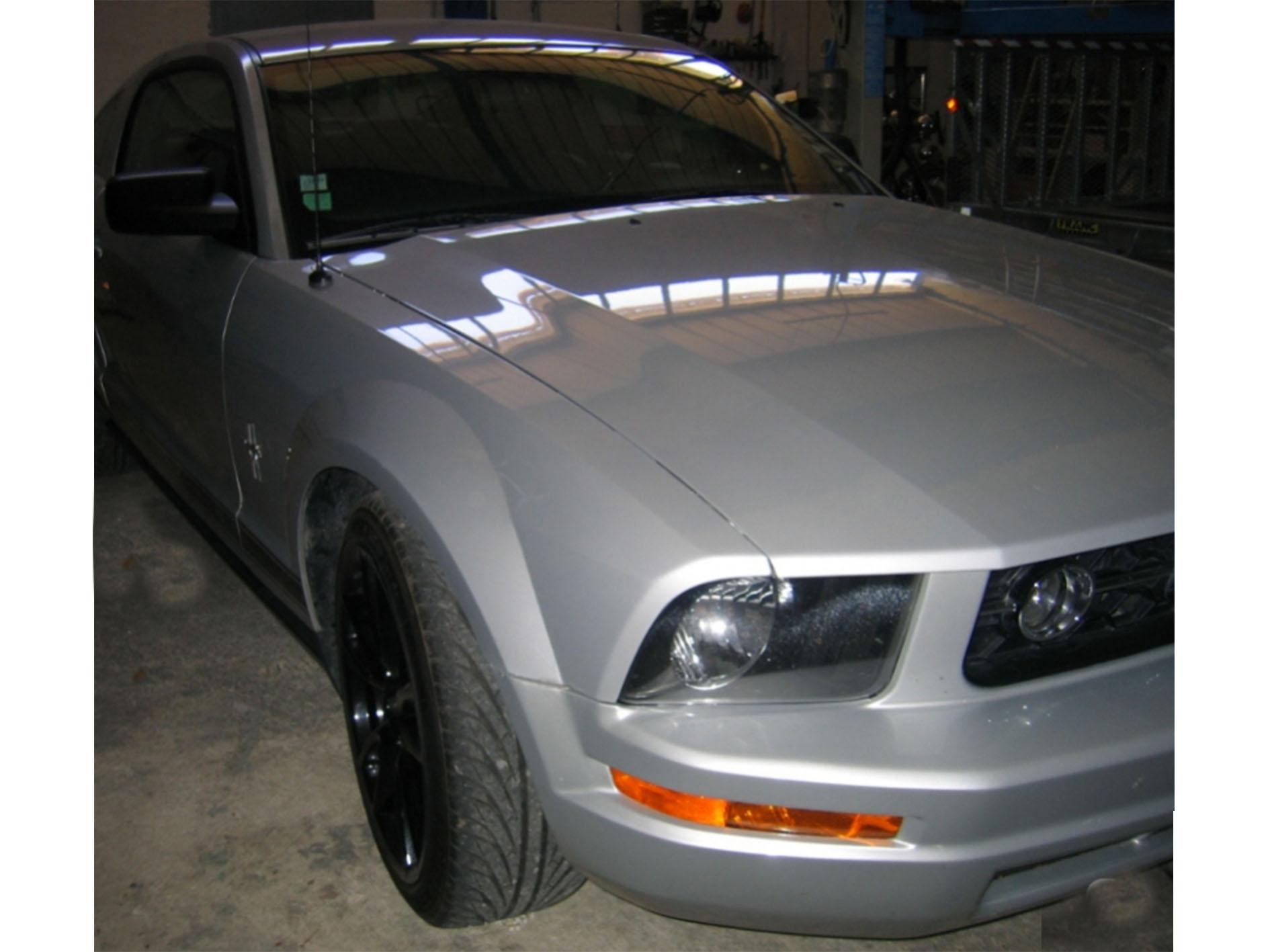 Ford Mustang V6 2007