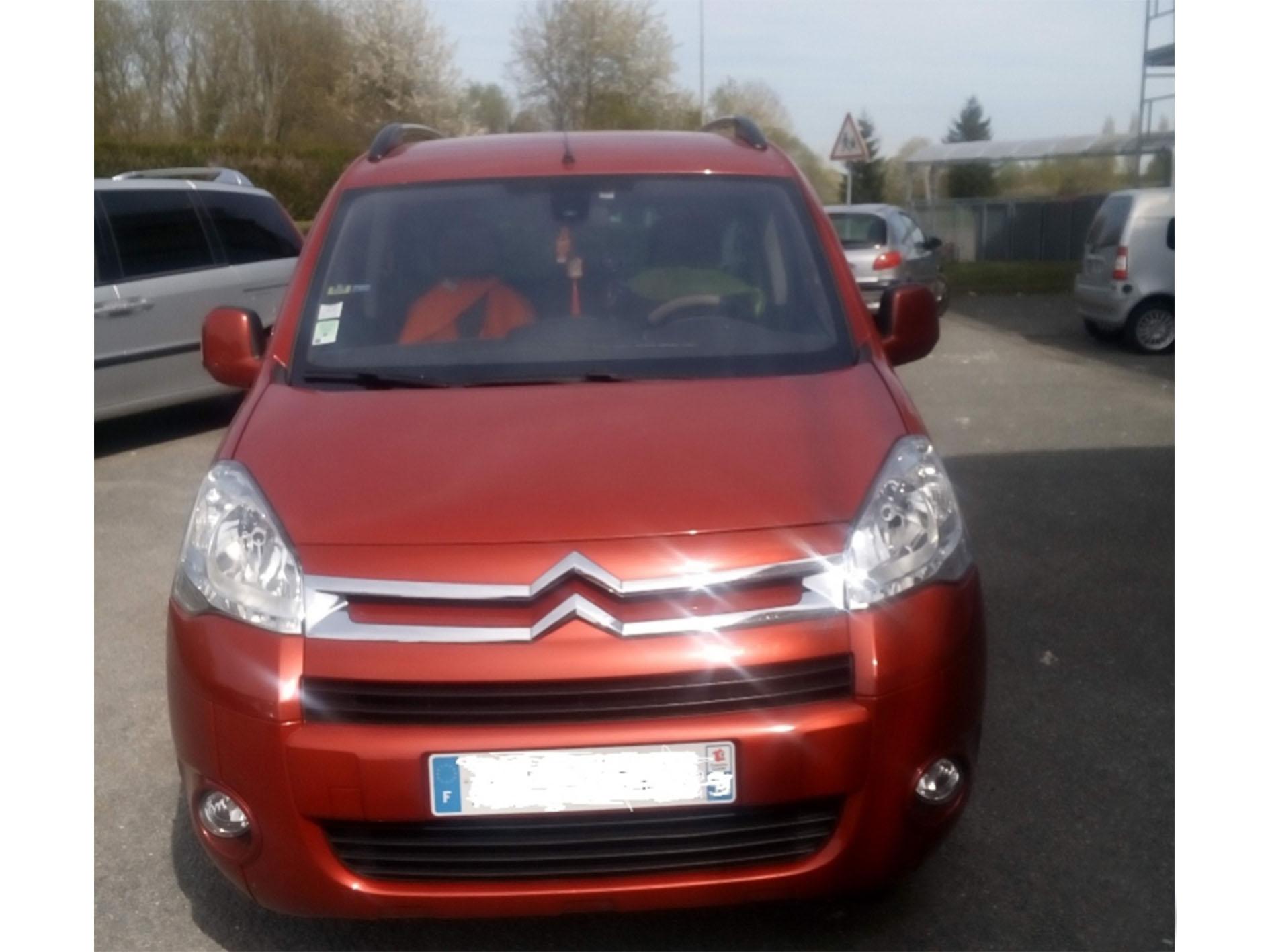 La voiture Citroën
