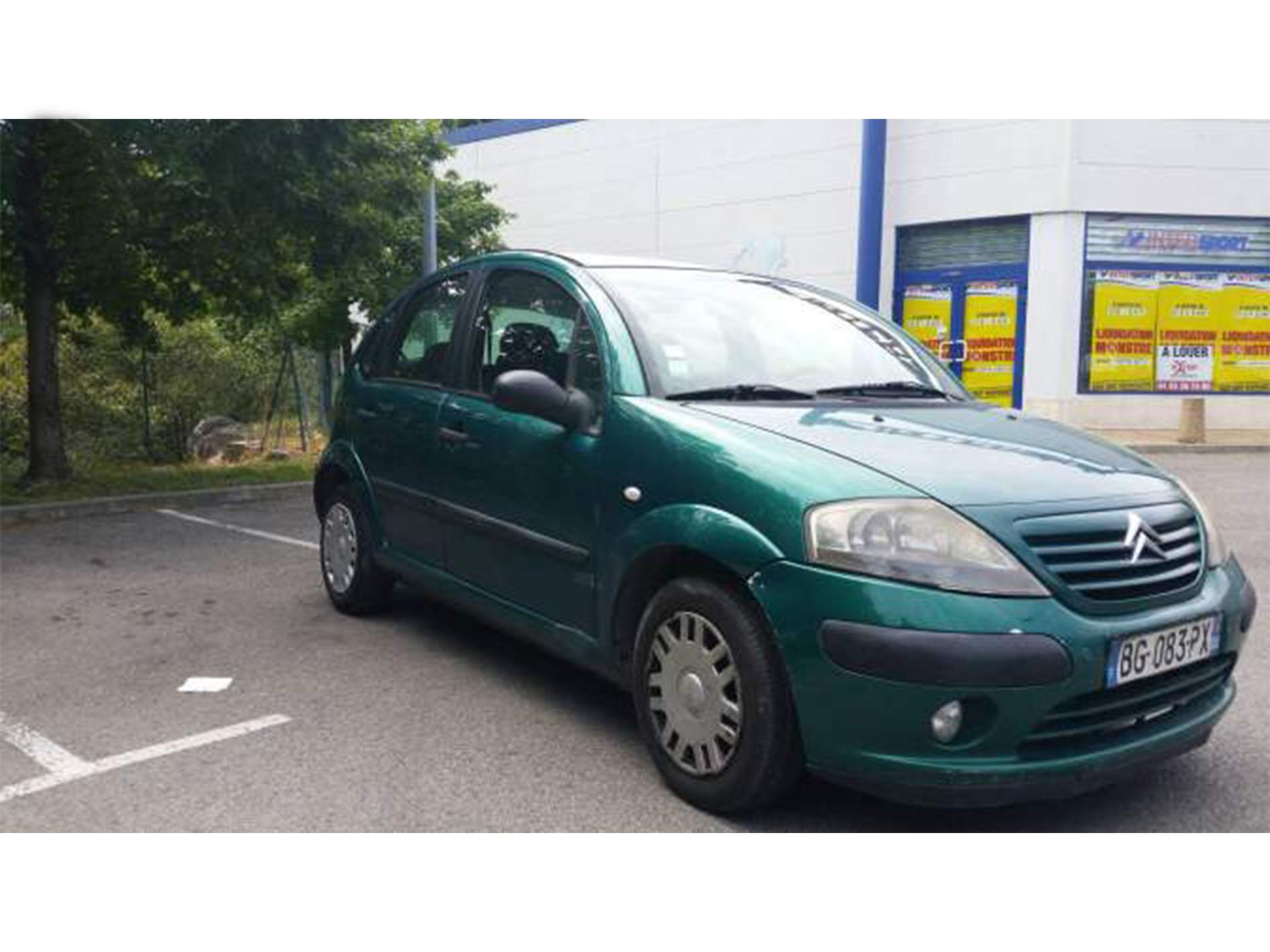 Vente de voiture Citroën