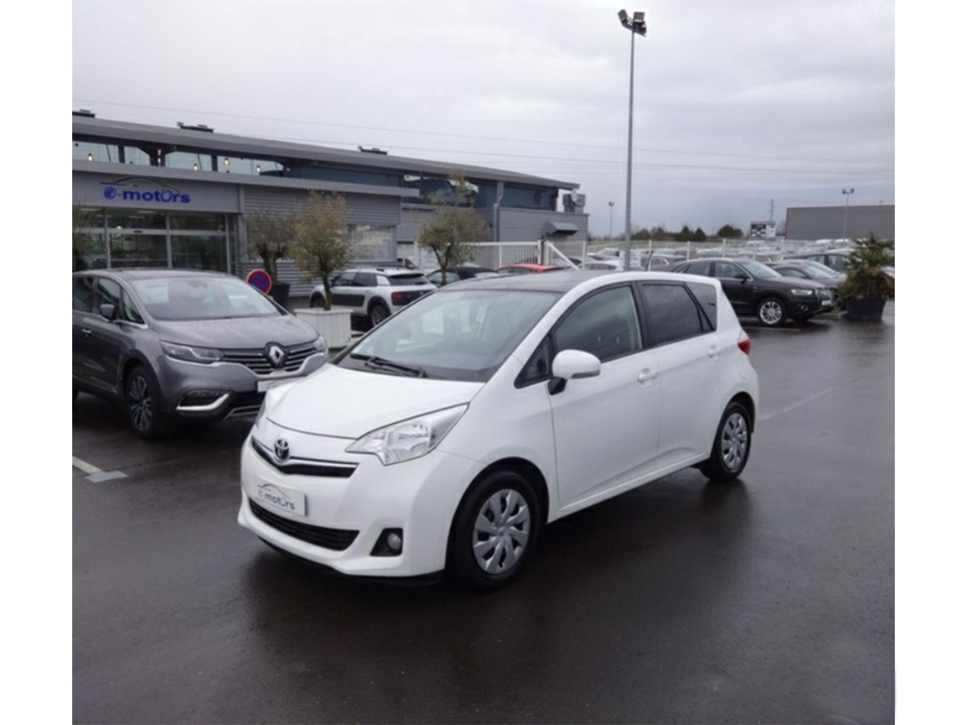 Toyota Verso-S Dynamic