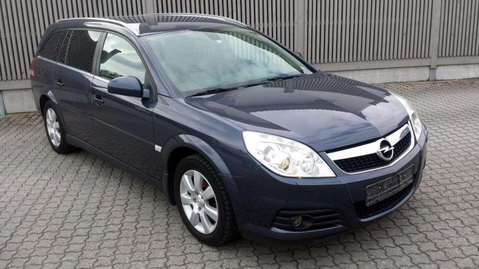 Super Opel Vectra 1.9