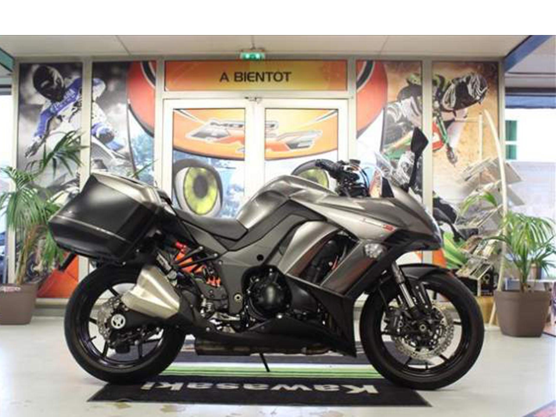 En vente moto Kawasaki Z1000SX