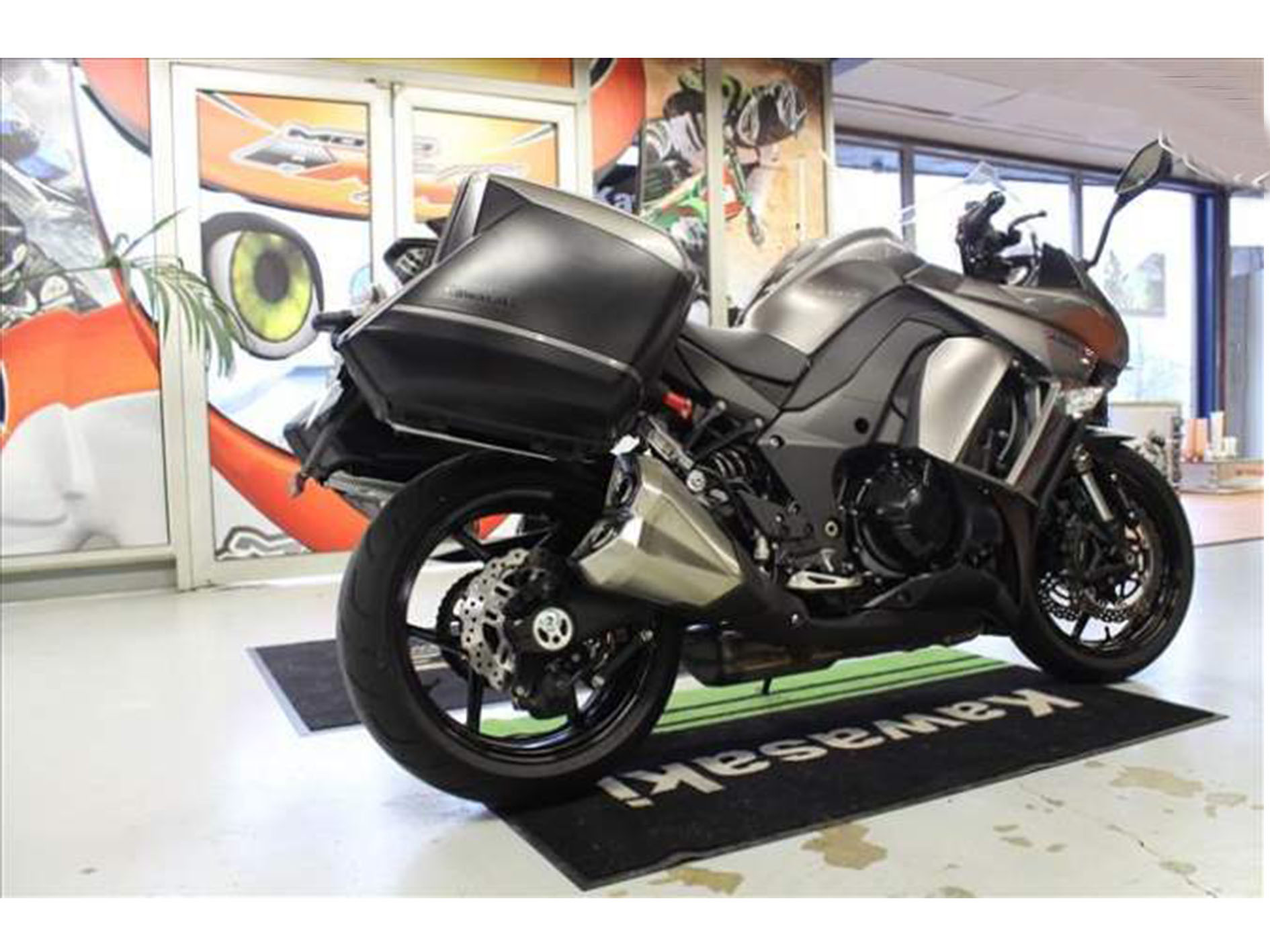 En vente moto Kawasaki