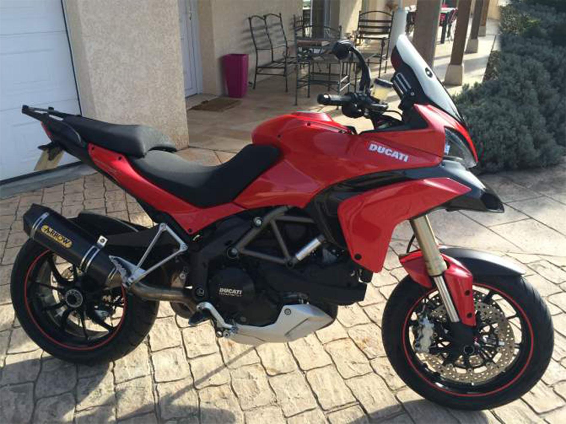 Ducati multistrada 1200,