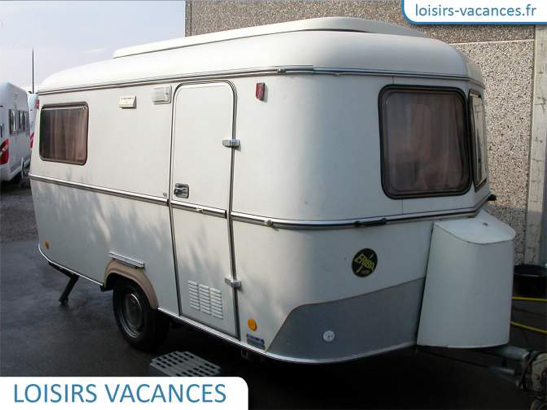 Extra Caravane Eriba