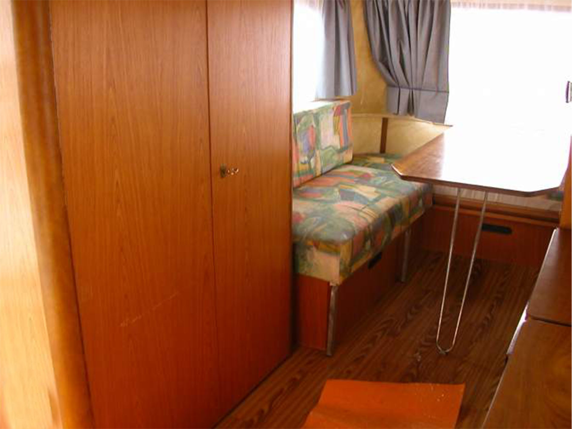Extra Caravane Eriba triton en vente