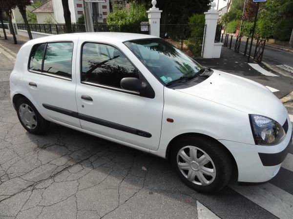 Renault Clio 2.2 diesel