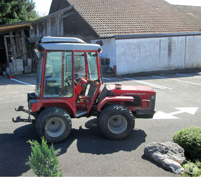 vente tracteur articul carraro 8400 75ch. Black Bedroom Furniture Sets. Home Design Ideas