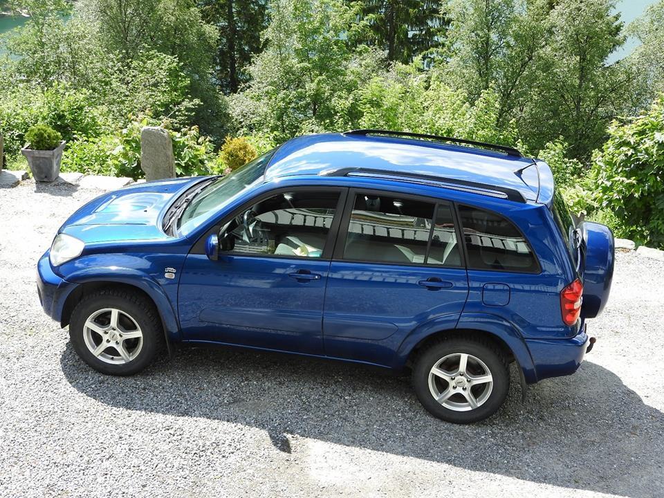 Toyota RAV4 4WD Sport 2,2