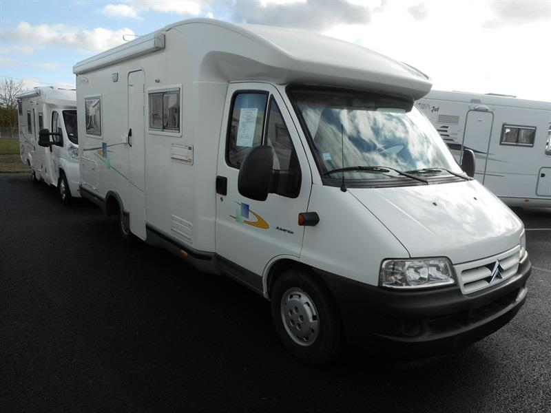 Camping car CHAUSSON Welcome 95