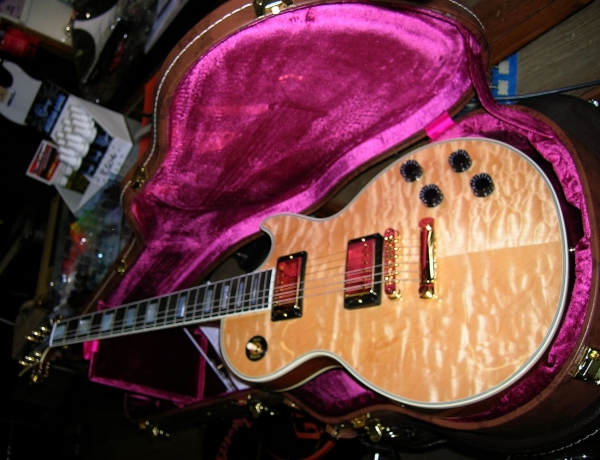 Guitare Gibson Custom