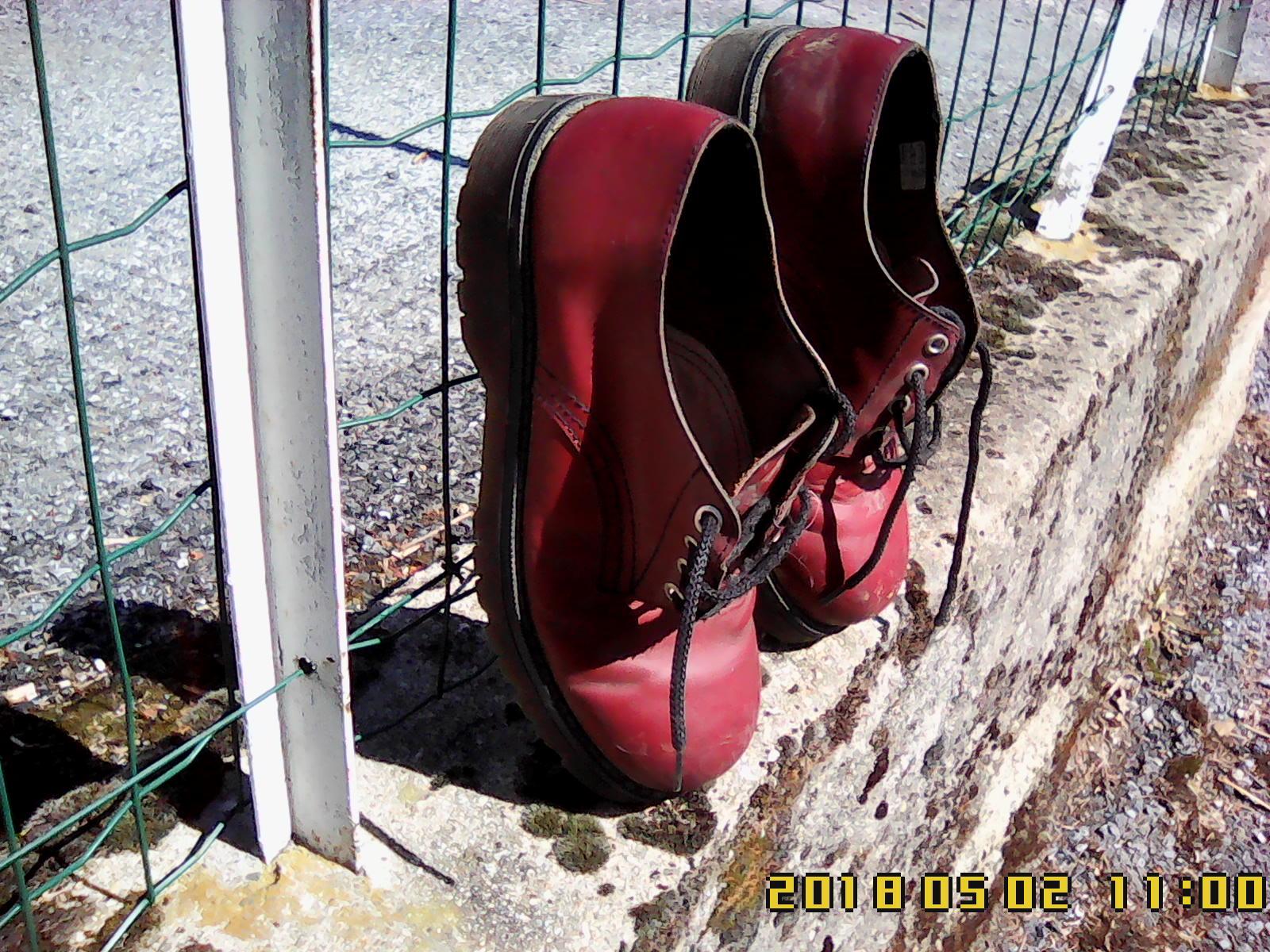 Chaussures de sécurité,