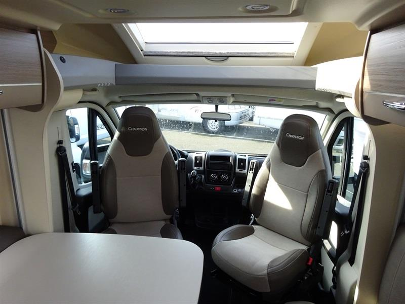 Camping -car Profilé Chausson Welcome 728 EB