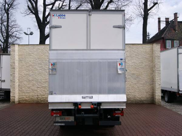 Fourgon Iveco DAILY 35C13 KONTENER WINDA, KOFFER, BOX.
