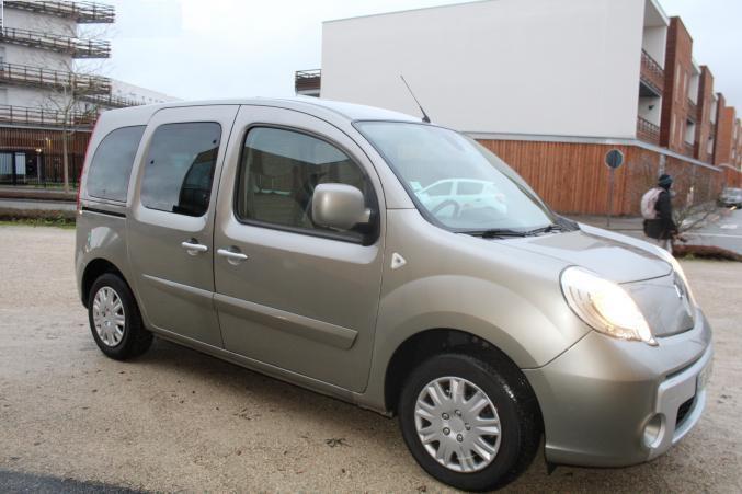 Renault kangoo xpression 1,5 dci 90 cv  diesel 2011  17 800 km