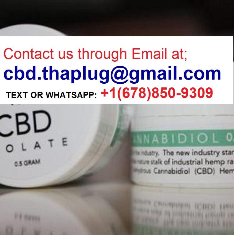 CBD Isolat Poudre 99% + - Acheter de l'huile de CBD en ligne